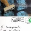 Flamme postale : coutumes de Meurthe-et-Moselle