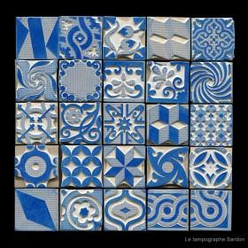 Carreaux de ciment - Cement tiles
