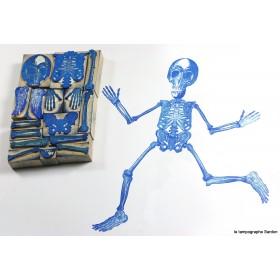 Le Grand Squelette - Skeleton