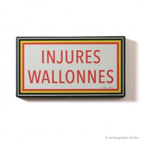 Injures Wallonnes
