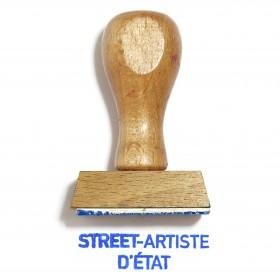 Street-artiste d'État